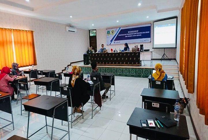 Ciptakan Lulusan Siap Kerja, SMK Negeri 3 Kota Serang Gandeng Untirta Beri Pelatihan PPKS