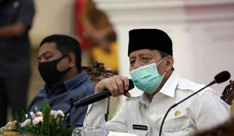 Read more about the article Gubernur Banten Rencanakan Sekolah Belajar Tatap Muka Mulai Desember
